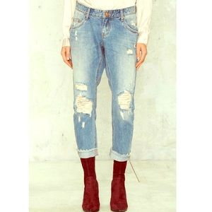 NEW OneTeaspoon lonely boy distressed jeans